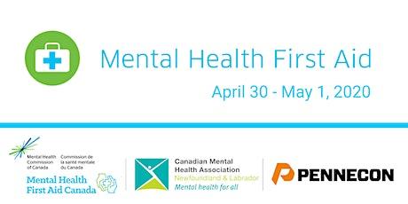 Mental Health First Aid - Basic tickets