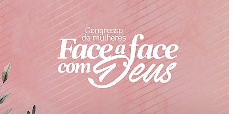 ADIADO - CONGRESSO FACE A FACE COM DEUS ingressos