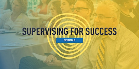 Supervising for Success tickets