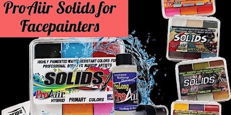 ProAiir Solids for Facepainters tickets