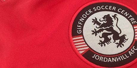 Jordanhill AFC Games Night tickets