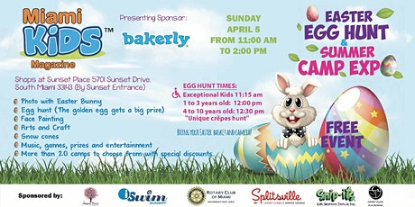 Easter Event & Summer Camp Expo tickets