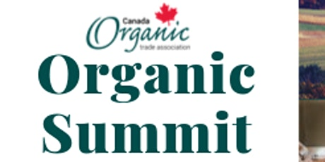 Organic Summit and Parliamentary Day tickets