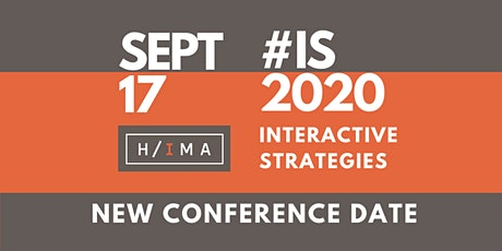 Houston IMA Interactive Strategies Conference 2020 tickets