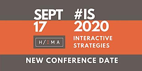 Houston IMA Interactive Strategies Conference 2020 tickets
