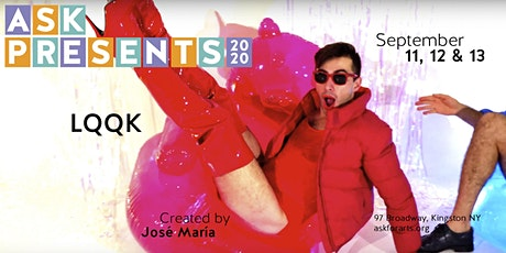 ASK Presents: LQQK by José María tickets