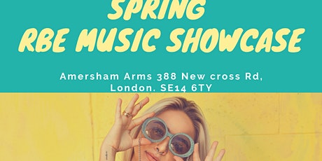 Spring RBE Music Showcase tickets