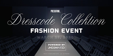 Dresscode Collektion: Fashion Event tickets