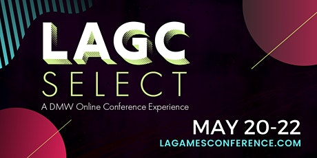 LAGC Select - A DMW Online Conference Experience tickets