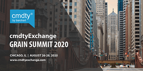 cmdtyExchange Grain Summit 2020 tickets