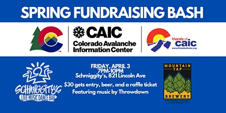 Steamboat CAIC Spring Fundraising Bash tickets