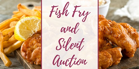 SCUMC Youth Fish Fry and Silent Auction tickets