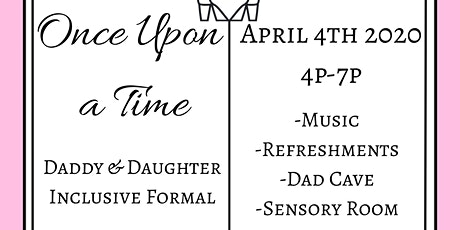 Daddy and Daughter Inclusive Formal tickets