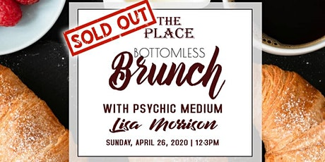 Bottomless Brunch with Psychic Medium Lisa Morrison tickets