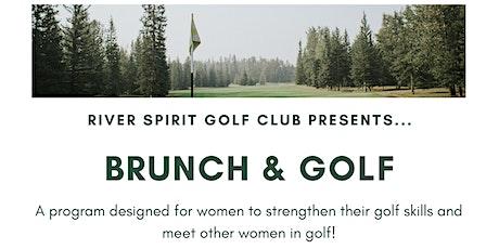 Brunch & Golf (6-Week Program) tickets