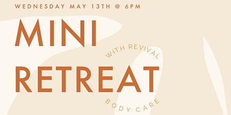 Revival Retreat tickets