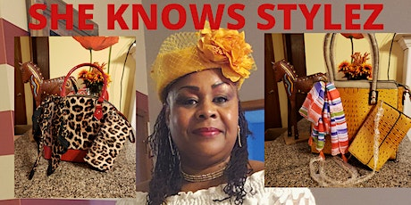 She Knows Stylez Shop & Share tickets