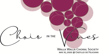 Choir in the Vines tickets