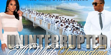All White Summertime Cruise and Dinner tickets