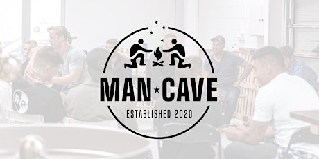 The Man Cave -Men's Circle * In Person * tickets