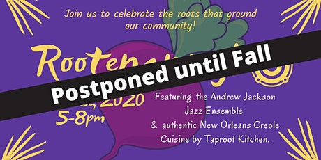 Rootenanny, a celebration of the roots that ground our community tickets