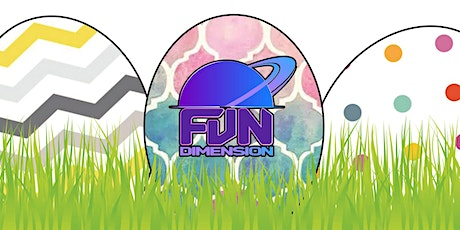 Fundimension Easter Egg Hunt Special tickets