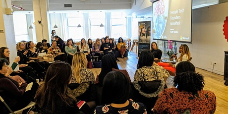 Female Tech Founders Breakfast tickets