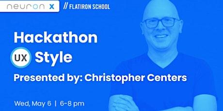 Hackathon: UX Style   Flatiron School San Francisco x Beer & UX entradas