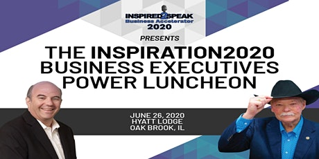 Business Executives Power Luncheon with Jeff Hoffman and Frank Shankwitz tickets