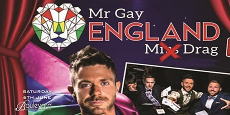 Mr Gay England & Mx Drag England Finals tickets