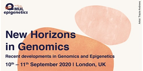 QMUL New Horizons in Genomics tickets