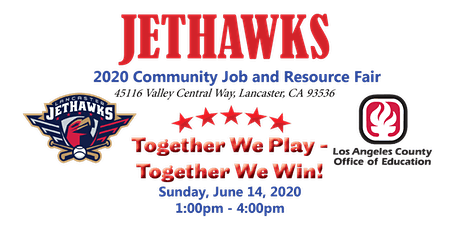 2nd Annual Jethawks Community Job & Resource Fair tickets