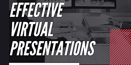 Tips for Impactful Virtual Presentations tickets