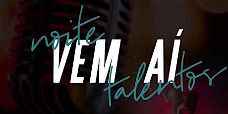 Noite de Talentos ingressos