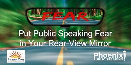 Conquer Public Speaking Fear tickets