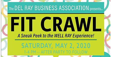 Del Ray Fit Crawl 2020 tickets