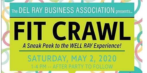 Del Ray Fit Crawl 2020