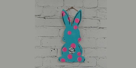 Paint Your Own Wood Bunny Workshop tickets