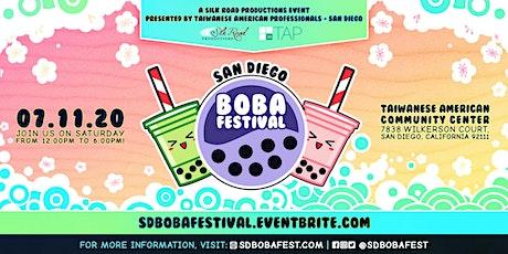 San Diego Boba Festival tickets