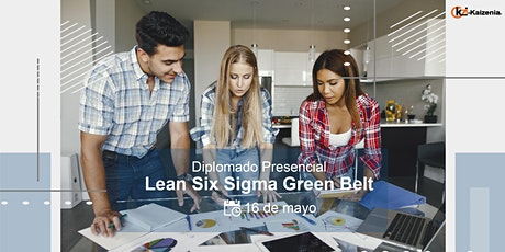 Diplomado Lean Six Sigma Green Belt entradas