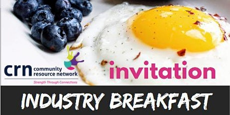 CRN Annual Industry Breakfast - 2020 tickets