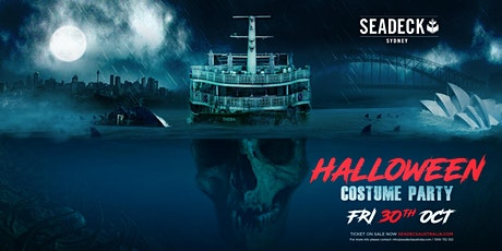 Seadeck  Halloween Cruise  Event - Friday  30th Oct tickets