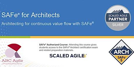 SAFe for Architects (5.0) Atlanta tickets