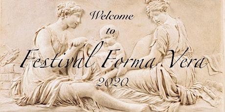 SCA Festival Forma Vera Fine Art Event tickets