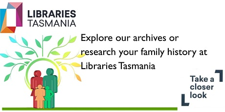 Family History Help @ Burnie Library tickets