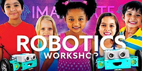Imaginate - Robotics Workshop - Seven Hills tickets