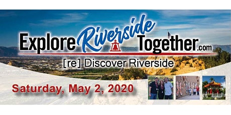 Explore Riverside Together (ERT) - Discovery Passport Day tickets