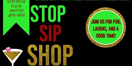 Monthly Stop Sip Shop at Steel City Craft Emporium tickets