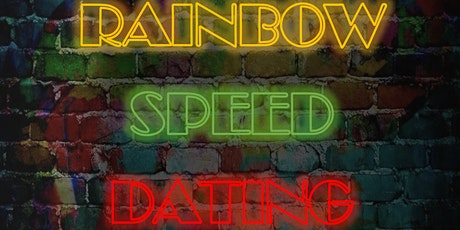 Rainbow Speed Date tickets
