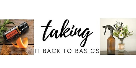 Taking it Back to Basics- simple household swaps tickets